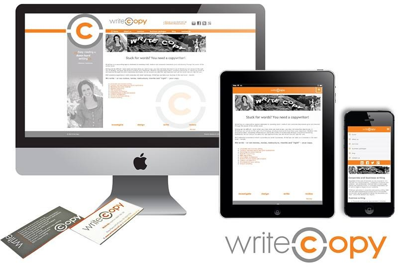 WriteCopy brand management  - clean and consistent