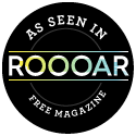 As seen in ROOOAR Magazine